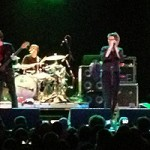 Psychedelic Furs at the Trocadero, Philadelphia