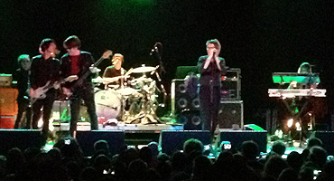 Psychedelic Furs at the Trocadero, Philadelphia - June 14, 2013