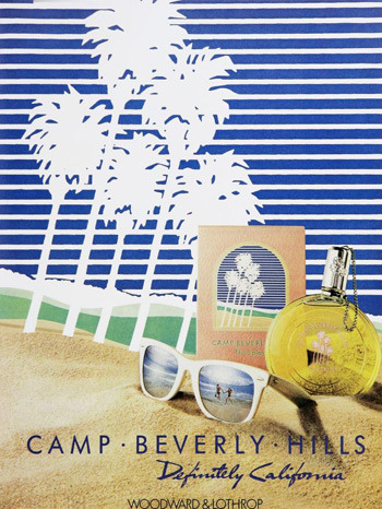 80s Perfume: Camp Beverly Hills