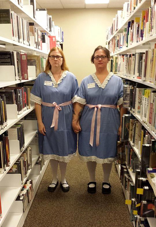 Creepy Twins from The Shining Costume Idea