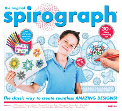 The original Spirograph is still available!