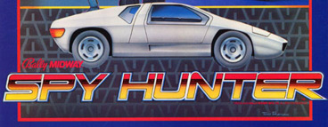 Spy Hunter logo