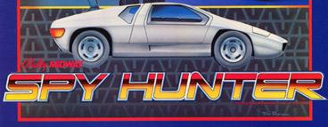 Spy Hunter logo