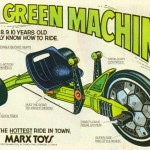 The Green Machine – Childhood Bliss