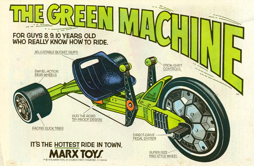 Image result for green machine