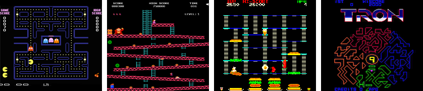 Top 20 Classic Arcade Games of the 80s | Like Totally 80s