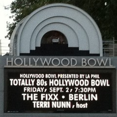 Totally 80s at the Hollywood Bowl