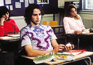Keanu Reeves as Matt in River's Edge