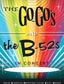 Go-Gos & B-52s - Touring together in 2013