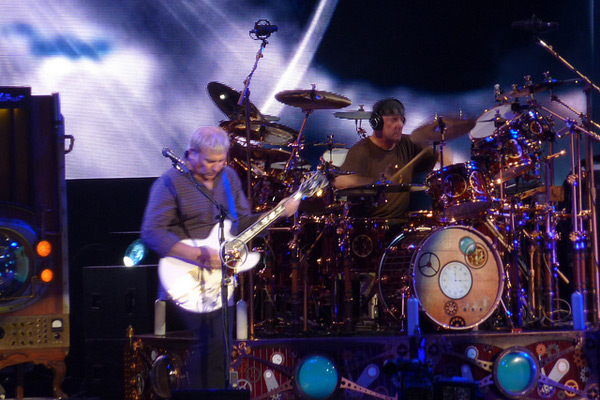 Rush - Touring in 2013