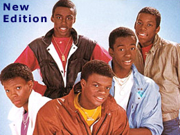 Boy Bands of the 1980: New Edition