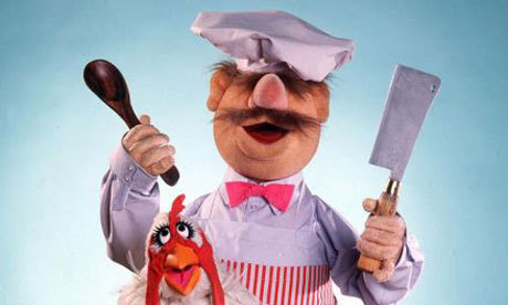 The Swedish Chef from The Muppet Show