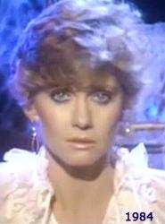Olivia Newton-John in 1984