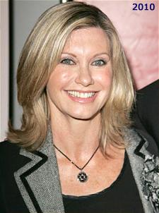 Olivia Newton-John in 2010