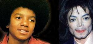 Michael Jackson - 1980s vs 2000s