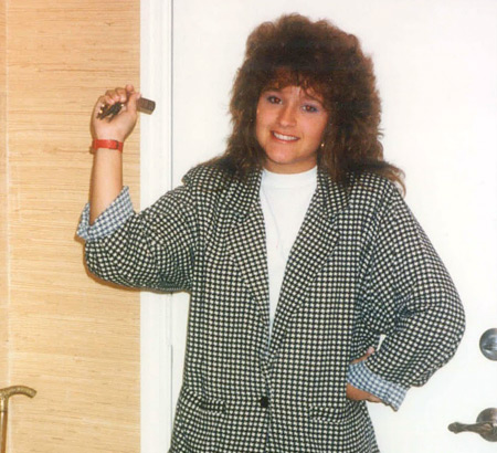 Shoulder Pads Like Totally 80s