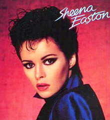 80s Makeup Trends: Sheena Easton's triangle blushed cheeks