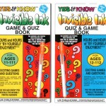The Original iPad – Invisible Ink Books
