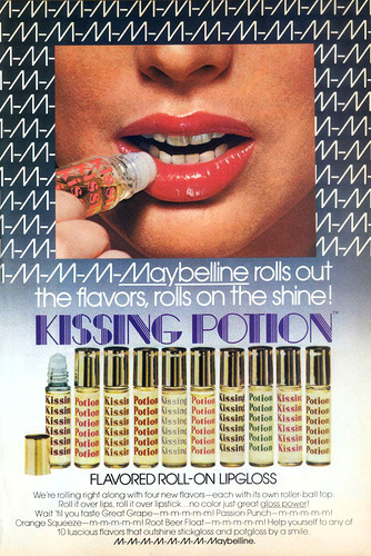 Kissing Potion lip gloss (photo credit: twitchery)