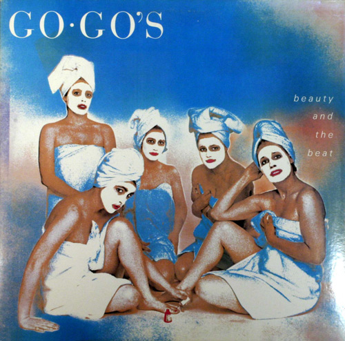 """Beauty and the Beat"" album by The Go-Go's"