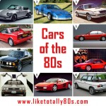 Here in My Car, I Feel Safest of All – 80s Cars
