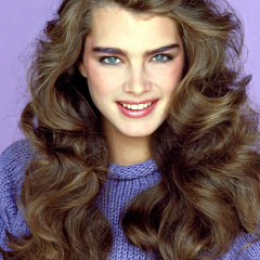 Beautifully Bushy Brows of the 80s