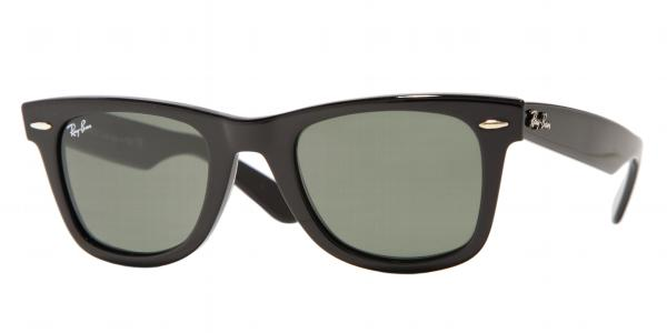 Original Wayfarers by Ray Ban - 80s Sunglasses