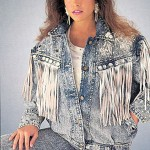 Acid Washed Jeans in the 1980s