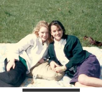1989, Alli & Jules of Like Totally 80s