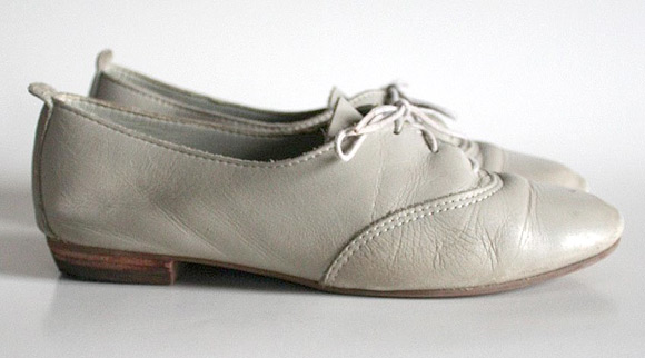 Capezio Jazz Shoes in the 80s