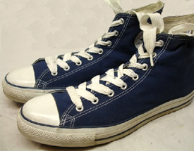 Chuck Taylors by Converse