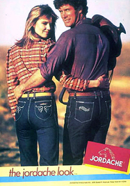 Jordache - 80s designer jeans