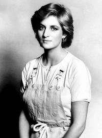 80s Trend Setter: Princess Diana