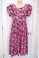 80s Laura Ashley dress