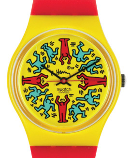 80s Swatch Watch