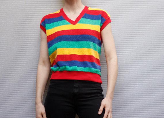 Terrycloth shirt