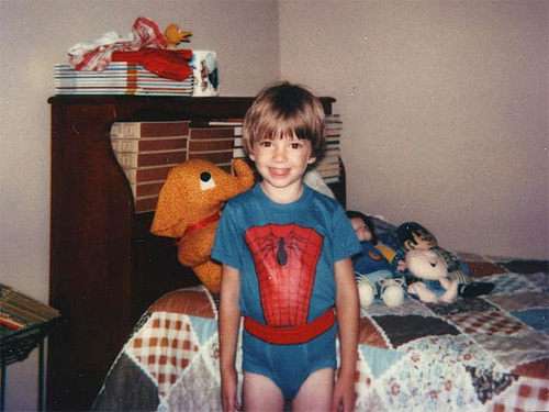 Spiderman underoos (Photo credit: Step Schwarz)