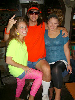80s costume picture submitted by our site readers ...  sc 1 st  Like Totally 80s & 80s Party Pictures - Reader-Submitted Costume Ideas | Like Totally 80s