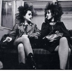 80s Party Costume Ideas: Punk Rock Girl