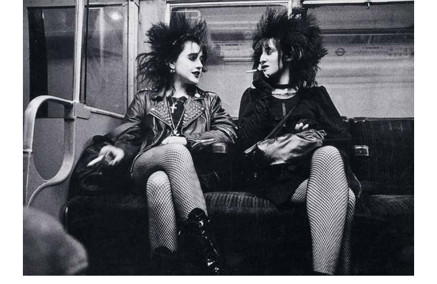 80s Punk Girls