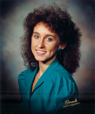 80s yearbook photos