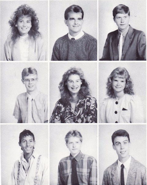 Brilliant 1980S Yearbook Pictures Like Totally 80S Hairstyles For Men Maxibearus
