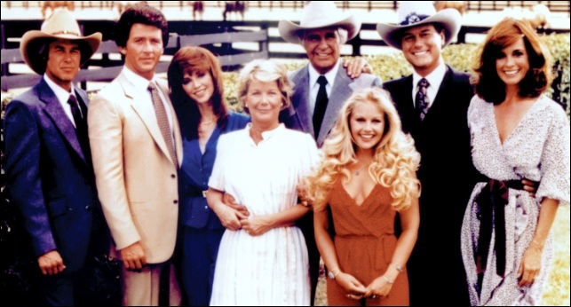 80s TV Show: Dallas