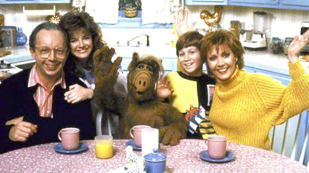 Cast of ALF