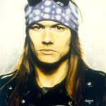 80s Costume Idea: Metal Head / Axl Rose