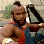 Mr. T Costume Idea: B. A. Baracas of the A Team