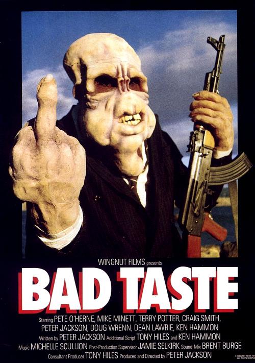 Peter Jackson's Bad Taste, 1987