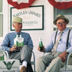 Bartles and Jaymes Wine Coolers