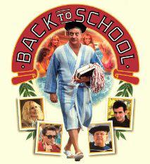 Back to School 80s Bathrobe Costume Idea