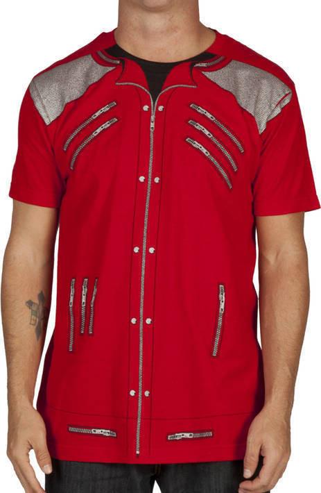 Michael Jackson costume tee